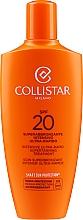 Parfémy, Parfumerie, kosmetika Aktivátor opálení - Collistar Special Perfect Tanning Intensive Ultra-Rapid Supertanning SPF20