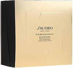 Sada - Shiseido Future Solution LX Eye and Lip Contour Regenerating Cream Kit (cr/6ml+foam/15ml+eye/lip/cr/17ml) — foto N1