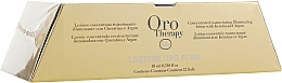 Parfémy, Parfumerie, kosmetika Obonovující lotion s keratinem - Fanola Oro Therapy Lotion