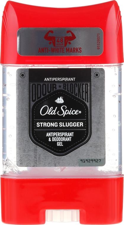 Tuhý deodorant - Old Spice Strong Slugger Antiperspirant Gel