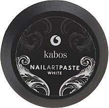 Parfémy, Parfumerie, kosmetika Pasta na dekoroaci nehtů - Kabos Nail Art Paste