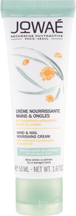 Krém na ruce a nehty - Jowae Hand and Nail Nourishing Cream