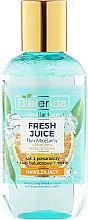 Parfémy, Parfumerie, kosmetika Hydratační micelární tekutina na obličej Orange - Bielenda Fresh Juice Micellar Water Orange