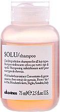 Parfémy, Parfumerie, kosmetika Aktivně osvěžující šampon pro hluboké čištění vlasů - Davines Solu Shampoo