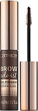 Parfémy, Parfumerie, kosmetika Řasenka pro tvarování obočí - Catrice Brow Colorist Semi-Permanent Brow Mascara