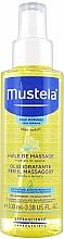 Parfémy, Parfumerie, kosmetika Masážní tělový olej - Mustela Bebe Massage Oil