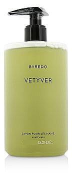 Byredo Vetyver - Tekuté mýdlo na ruce — foto N1