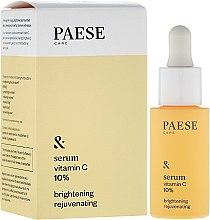 Parfémy, Parfumerie, kosmetika Sérum na obličej s vitanínem C 10% - Paese Vitamin C Brightening Rejuvenating Serum