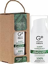 Parfémy, Parfumerie, kosmetika Hydratační Elixír na obličej - GoNature Moisturizing Elixir