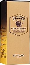 Parfémy, Parfumerie, kosmetika Pleťová esence - Skinfood Royal Honey Propolis Enrich Essence