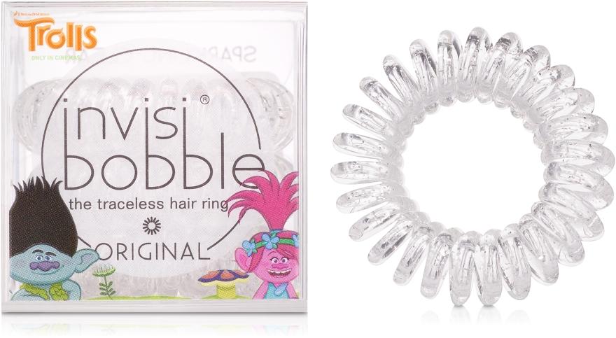 Gumička do vlasů - Invisibobble Royal pearl — foto N1