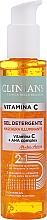 Parfémy, Parfumerie, kosmetika Čisticí gel s komplexem Energilium a vitamínem C - Clinians Attiva Energizzante Cleansing Gel Illuminant