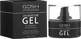 Parfémy, Parfumerie, kosmetika Hydratační gel - Gosh Donoderm 24h Moisture Gel Prestige