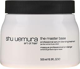 Parfémy, Parfumerie, kosmetika Regenerační sérum - Shu Uemura Art Of Hair Master Serum Base
