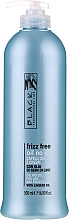 Parfémy, Parfumerie, kosmetika Fluid na vyrovnání vlasů Olej bez oleje pro neposlušné vlasy - Black Professional Line Anti-Frizz