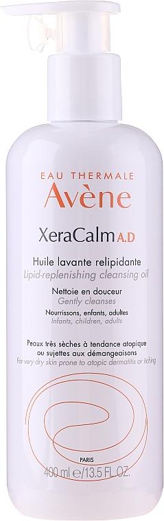 Čistící olej pro suchou plet' - Avene Peaux Seches XeraCalm