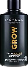 Parfémy, Parfumerie, kosmetika Šampon pro objem tenkých vlasů - Madara Cosmetics Grow Volume Shampoo