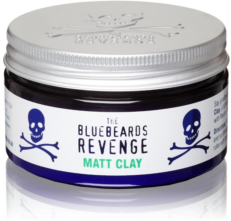 Jíl na styling vlasů - The Bluebeards Revenge Matt Clay — foto N1