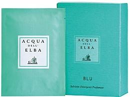 Parfémy, Parfumerie, kosmetika Acqua Dell Elba Blu - Vlhčené ubrousky