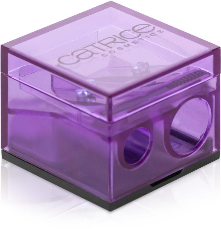 Ořezávátko na kosmetické tužky, fialové - Catrice — foto N1