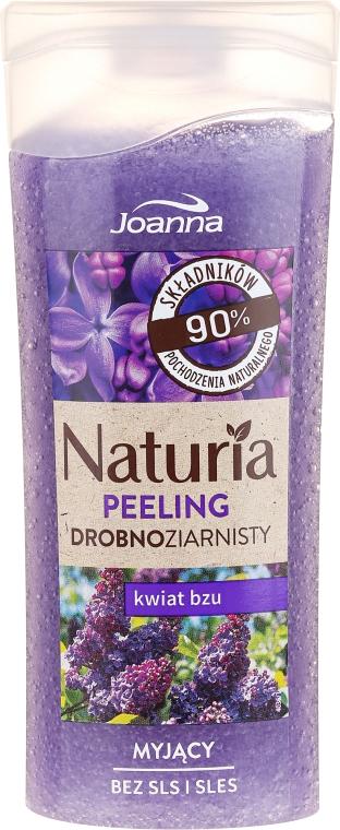 """Jemný peeling do sprchu """"Květy šeříků"""" - Joanna Naturia Peeling"""