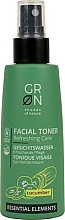 Parfémy, Parfumerie, kosmetika Pleťové tonikum - GRN Essential Elements Cucumber Toner
