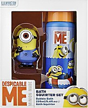 Parfémy, Parfumerie, kosmetika Sada - Corsair Despicable Me (bath/f/250ml + toy)