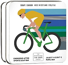 Parfémy, Parfumerie, kosmetika Mýdlo Cycling Sports - Scottish Fine Soaps Cycling Sports Soap In A Tin