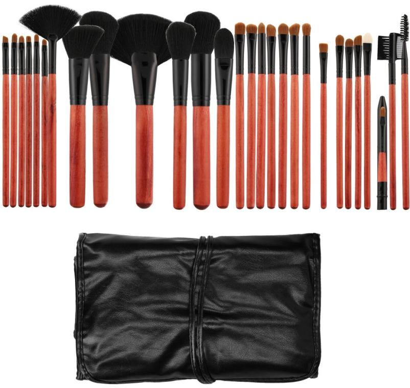 Sada profesionálních make-up štětců, 28ks - Tools For Beauty