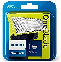 Parfémy, Parfumerie, kosmetika Náhradní břit pro strojek - Philips OneBlade a OneBlade Pro QP210