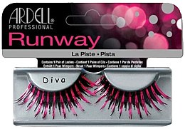 Parfémy, Parfumerie, kosmetika Umělé řasy - Ardell Runway Lashes Diva