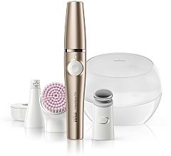 Parfémy, Parfumerie, kosmetika Epilátor na obličej, bronzový - Braun FaceSpa Pro 921