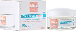 Parfémy, Parfumerie, kosmetika Hydratační krém na obličej - Mixa Hyalurogel Moisturizing Face Cream
