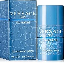 Parfémy, Parfumerie, kosmetika Versace Man Eau Fraiche - Deodorant v tyčince
