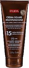 Parfémy, Parfumerie, kosmetika Hydratační ochranný krém SPF 15 - Pupa Multifunction Sunscreen Cream