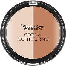 Parfémy, Parfumerie, kosmetika Konturovací paleta - Pierre Rene Cream Contouring