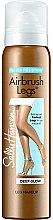 Parfémy, Parfumerie, kosmetika Tónovací sprej na nohy - Sally Hansen Airbrush Legs Make-up Spray