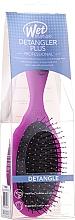 Parfémy, Parfumerie, kosmetika Kartáč na zamotané vlasy, fialový - Wet Brush Pro Detangler Plus Purple