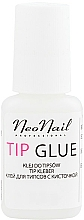 Parfémy, Parfumerie, kosmetika Lepidlo na nehtové tipy - NeoNail Professional