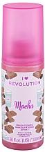 Parfémy, Parfumerie, kosmetika Fixační sprej na make-up - I Heart Revolution Fixing Spray Mocha