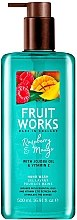 Parfémy, Parfumerie, kosmetika Mýdlo na ruce Raspberry & Mango - Grace Cole Fruit Works Hand Wash Raspberry & Mango