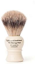 Parfémy, Parfumerie, kosmetika Holicí štětec, S2233 - Taylor of Old Bond Street Shaving Brush Super Badger size S