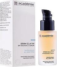 """Parfémy, Parfumerie, kosmetika Meruňkový sérum """"8 hodin lesku"""" - Academie 8h Radiance Serum"""
