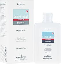 Parfémy, Parfumerie, kosmetika Šampon pro ochranu barvy barevných a přírodních vlasů - Frezyderm Color Protect Shampoo