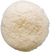 Parfémy, Parfumerie, kosmetika Čisticí houbička na obličej - Sefiros Konjac Sponge White