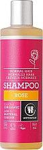 "Parfémy, Parfumerie, kosmetika Šampon ""Růže"" pro normální vlasy - Urtekram Rose Shampoo Normal Hair"