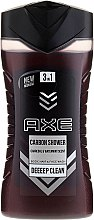Parfémy, Parfumerie, kosmetika Sprchový gel 3v1 - Axe Carbon Shower Gel