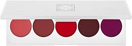 Parfémy, Parfumerie, kosmetika Paleta hydratačních rtěnek - Ofra Signature Palette Lipstick Variety