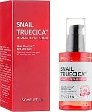 Parfémy, Parfumerie, kosmetika Regenerační sérum z mucinem černého hlemýžde - Some By Mi Snail Truecica Miracle Repair Serum