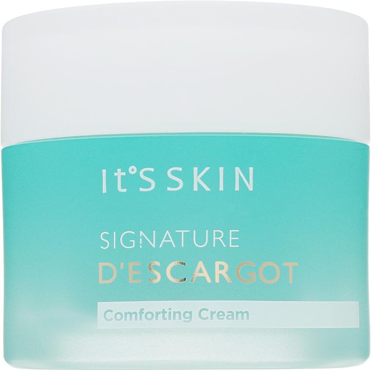 Zklidňující krém - It's Skin Signature D'escargot Comforting Cream — foto N2